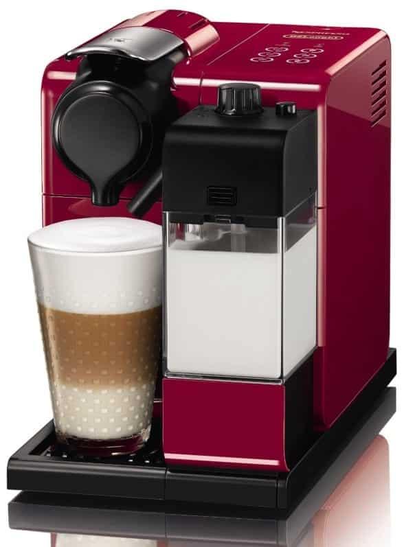 Nespresso Delonghi Lattissma Touch Coffee Machine Review