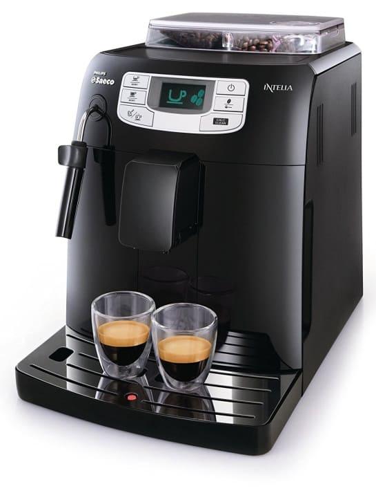 Philips Saeco Intelia HD8751 Automatic Espresso Machine Review