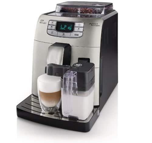 Philips Saeco Intelia HD8753-92 1850-Watt Automatic Espresso Machine