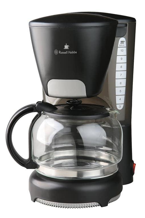 Russell Hobbs RCM120 1000-Watt Drip Coffee Machine Review