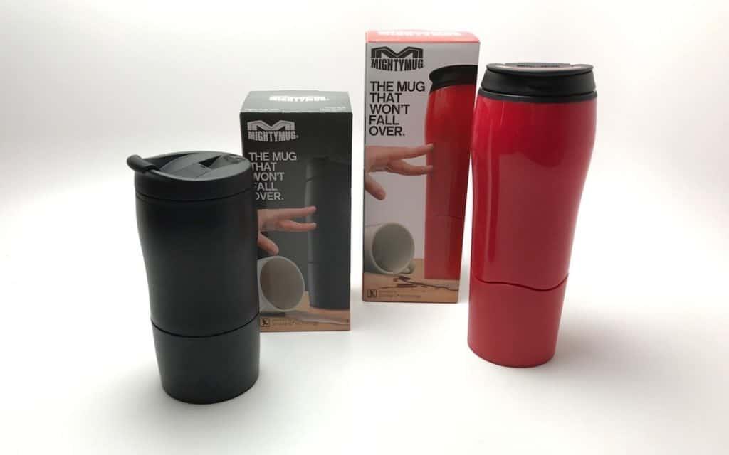Mighty Mug Review - A Coffee Mug that Won't Fall