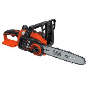 BLACK+DECKER LCS1020 20V MAX Lithium-Ion Chainsaw Review