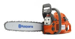 Husqvarna 460 24-Inch Rancher Chain Saw 60cc Review