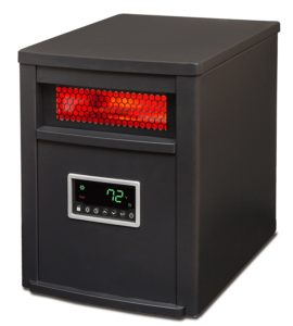 Lifesmart Large Room 6 Element Infrared Heater Review