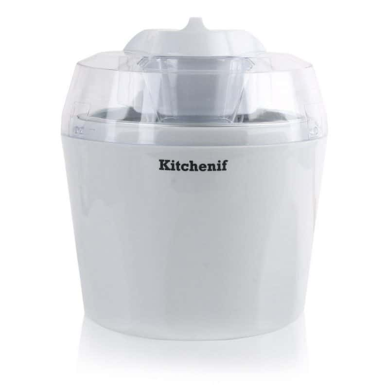 Kitchenif Ice Cream, Sorbet, Slush & Frozen Yogurt Maker - Best Budget Yogurt Maker in India!