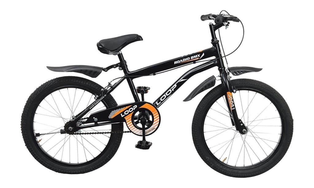 Loop Bikes CyclesRoadioBMX 20 Review - Top Bicycle under 5000 Rs.