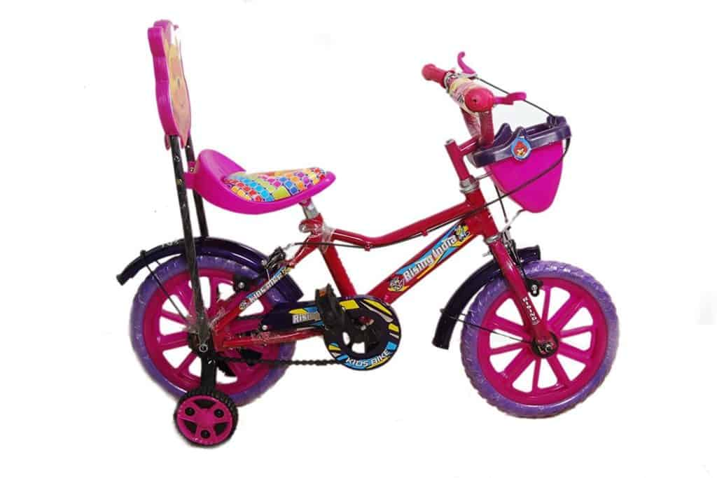 Rising India 14-inch Kids Bicycle Review - Best Cycles under 5000 INR!