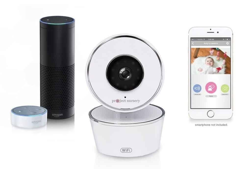 Smart Baby Monitor camera