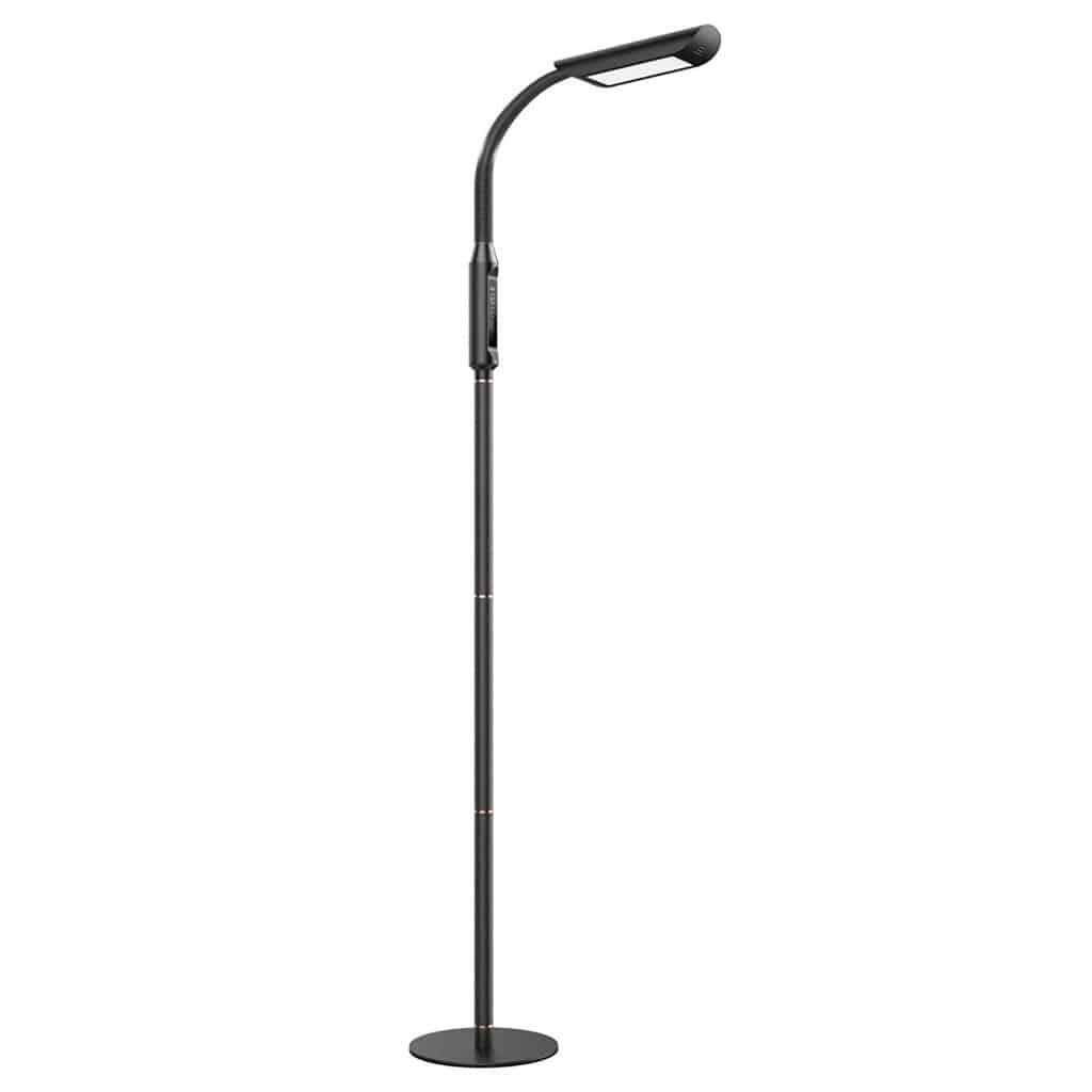 VAVA Dimmable LED Reading Lamp for Living Room Review