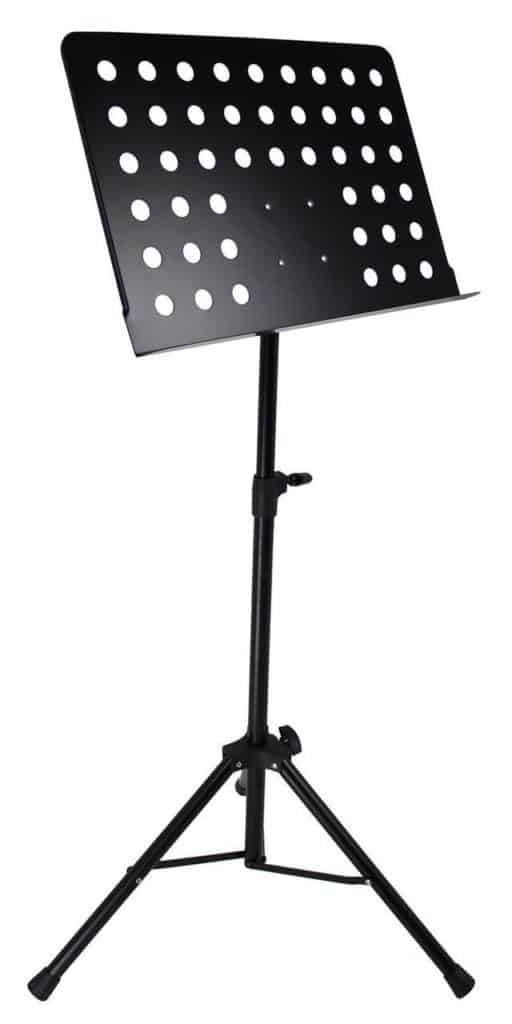 Gearlux Deluxe Collapsible Orchestra Music Stand Review