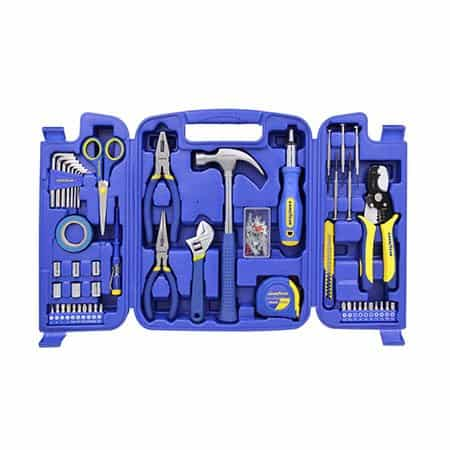 Goodyear 149 Pcs Ultimate Smart Tool Kit Review - Best Tool Kit to Buy