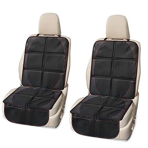 HIPPIH 2-Pack Waterproof Car Seat Protector Review - Top Car Seat Protectors in India!