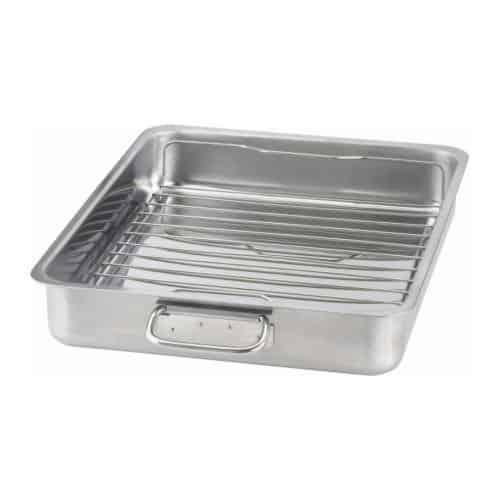 IKEA KONCIS Stainless Steel Roasting Pan