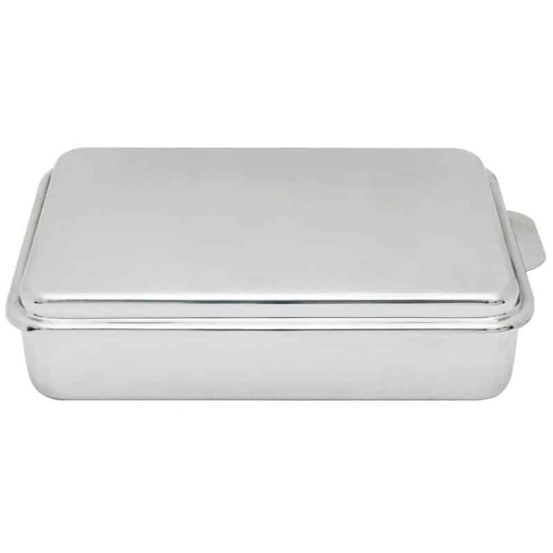Lindy's Stainless Steel Covered Cake Pan