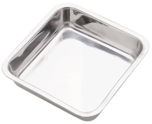 Norpro 7.5-Inch Stainless Steel Cake Pan - Best Staineless Steel Baking Pan in India!