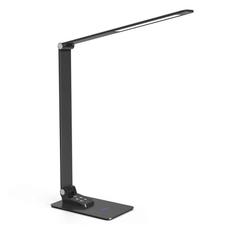 RMJ Dimmable LED Desk Lamp Review