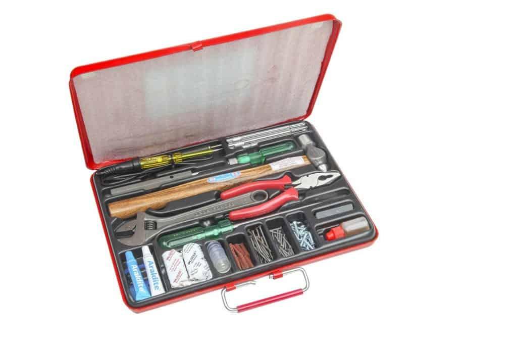 Taparia 1021 Home Tool Kit Review