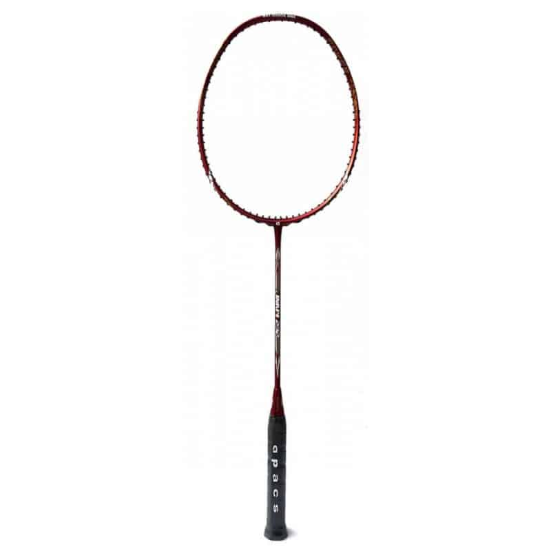 APACS Finapi-232 Badminton Racket Review - One of the Best Badminton Raquets in India!