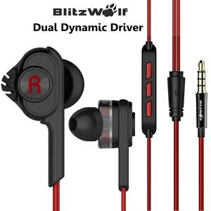 BlitzWolf BW-ES2 Review (In-ear)