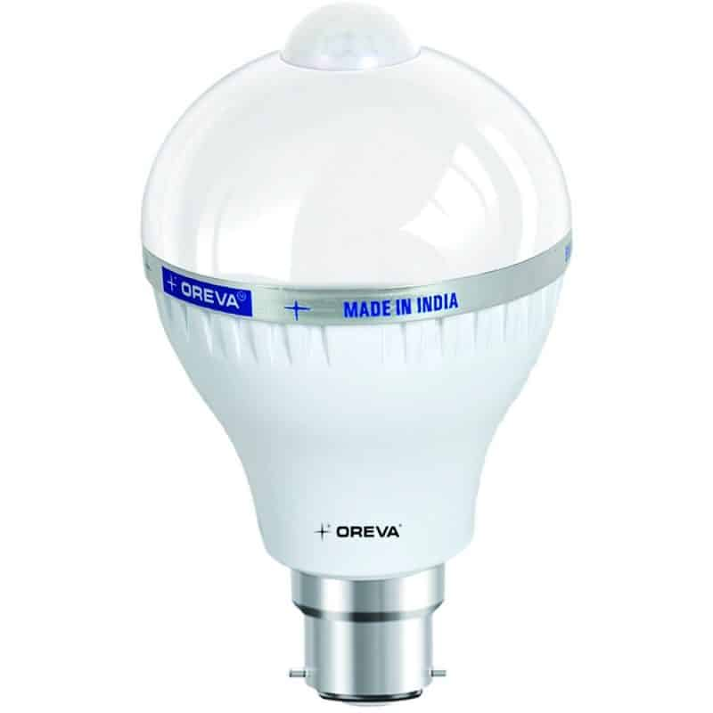 Oreva Smart 10W Motion Sensor Base LED Bulb Review