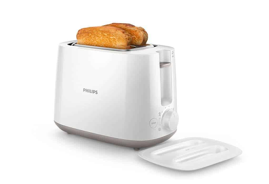 Philips Daily Collection HD2582-00 2-Slice Pop-up Toaster Review