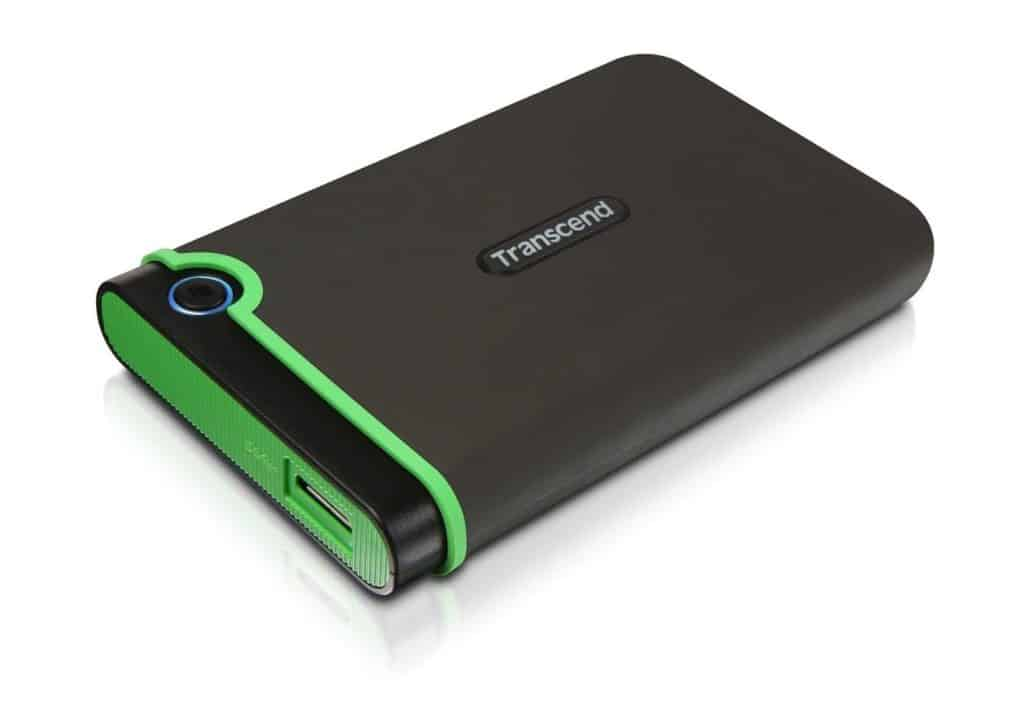 Transcend StoreJet 25M3 1TB Portable External Hard Disk Review