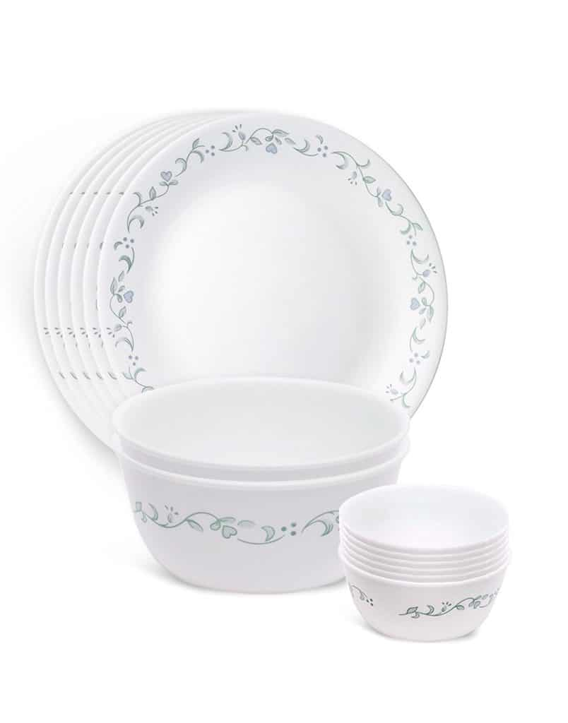 Corelle Livingware Country Cottage Dinner Set