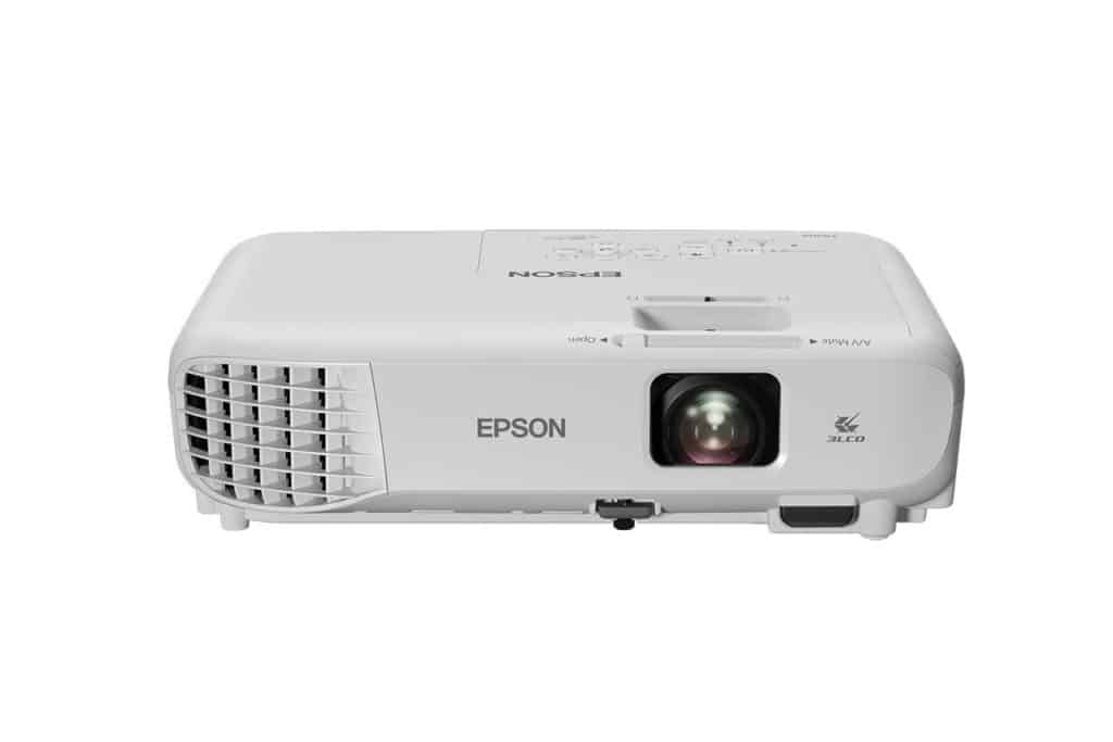 Epson EB-X05 XGA 3LCD Projector Review