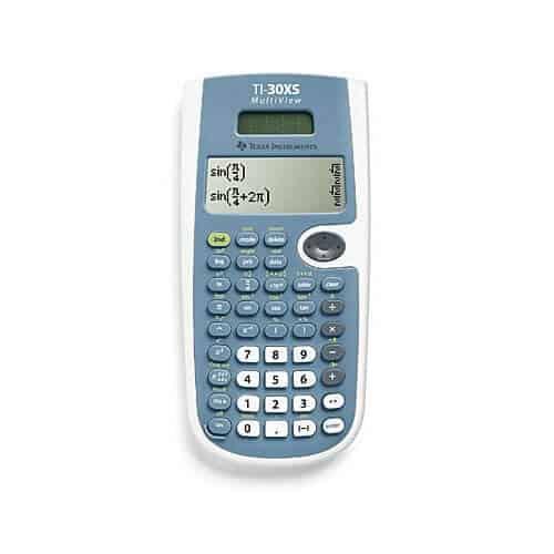 Texas Instruments TI-30XS Review