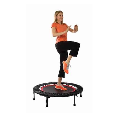Urban Rebounder Folding Trampoline Workout System Review - One of the Best Trampolines in India!