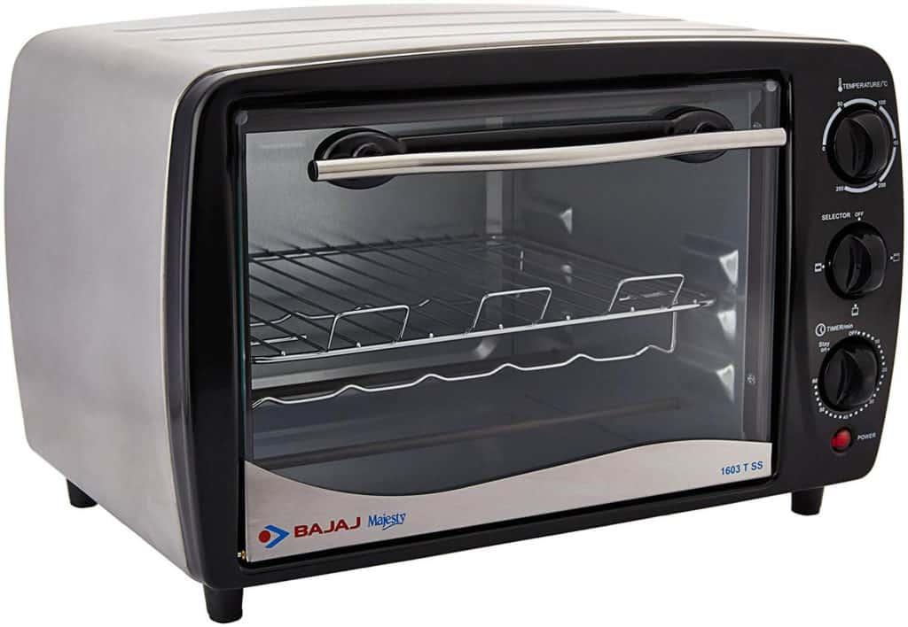 Bajaj Majesty 1603 TSS Oven Toaster Grill Review - Best Bajaj OTG in India!