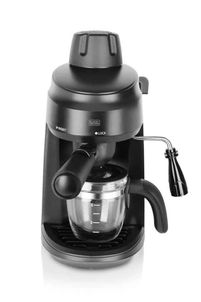 Black + Decker BXCM0401IN Espresso & Cappuccino Coffee Maker Review