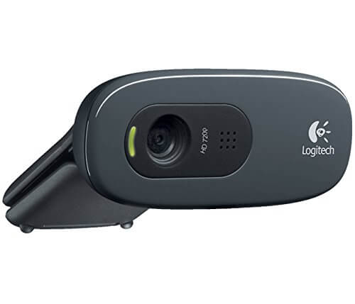 Logitech C270 HD Webcam Review - Top Webcams in India!