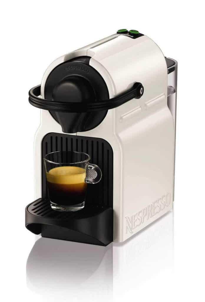 Nespresso Krups Inissia White Coffee Machine Review - Best Espresso Machine in India!