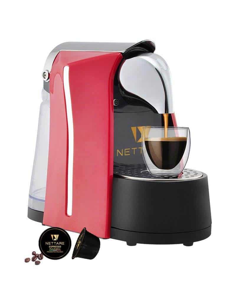 Nettare Prima Capsule Espresso Machine Review