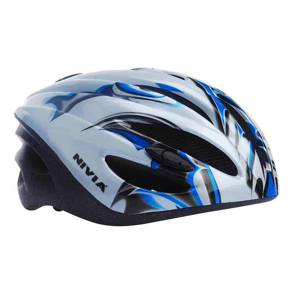 Nivia Helmet Review - Best Cycle Helmet in India!