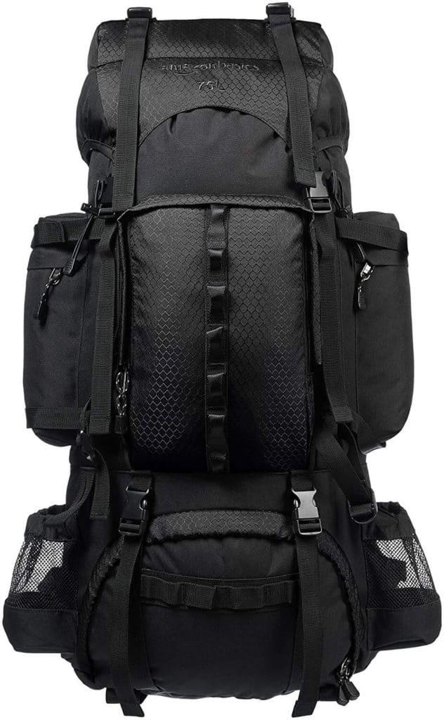 AmazonBasics Internal Frame Hiking Backpack Review - Top Hiking Backpack!