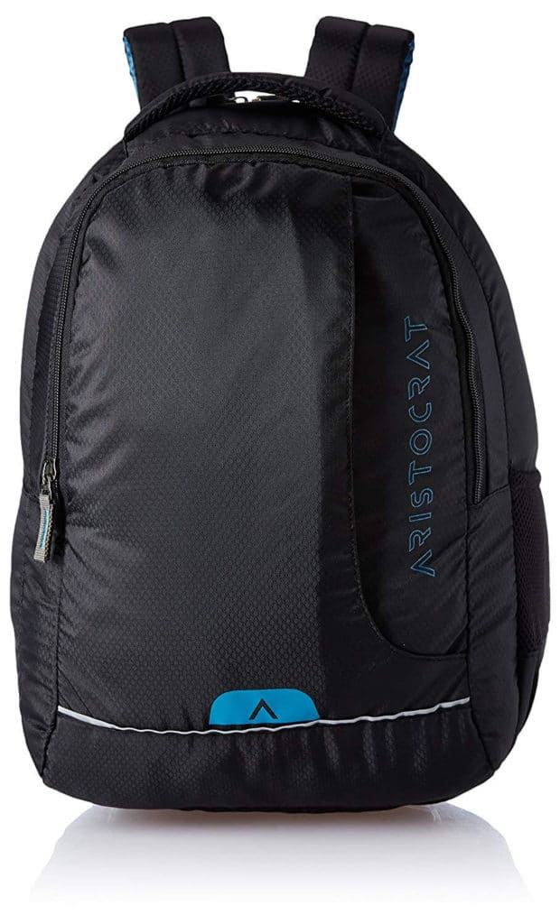 Aristocrat 27 Ltrs Black Laptop Backpack Review - Best-Rated Travel Backpack on the Market!