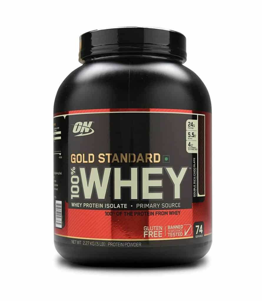 Optimum Nutrition (ON) Gold Standard Review - Best Whey Protein in India!