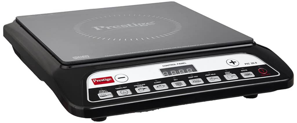 Prestige PIC 20 1200 Watt Review - One of the Best Prestige Induction Cooktops in India!