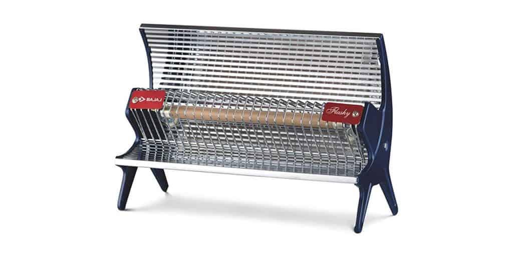 Bajaj Flashy 1000-Watt Room Heater Review - Best Bajaj Room Heater!