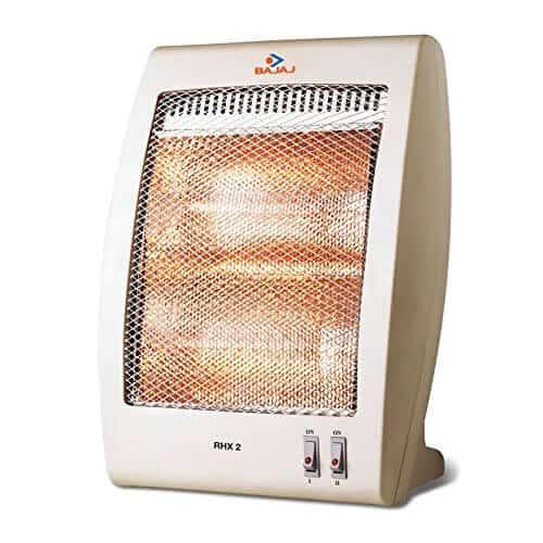 Bajaj RHX-2 800-Watt Room Heater Review - One of the Best Bajaj Room Heaters in India!