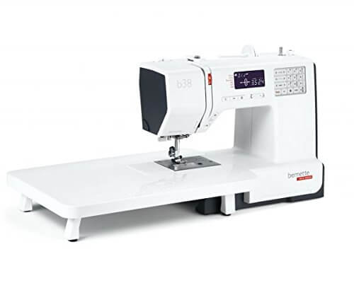 Bernette B38-394 Stitch Computerized Sewing Machine