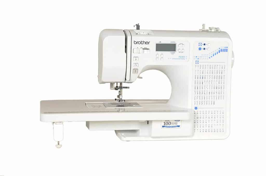 Brother FS 101 Review - Best Computerized Sewing Machine