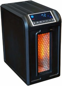 Lifesmart Medium Room Infrared Heater Review