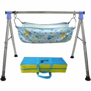 Multipro Indian Style Ghodiyu Born Baby Sleep Swing Cradle Review - One of the Best Hammocks in India!