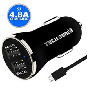 best car charger in india