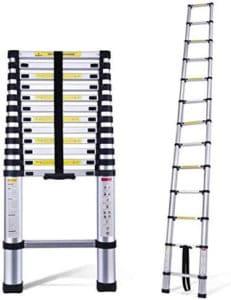 EQUAL 12.5-Ft Telescopic Aluminium Ladder Review