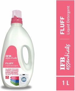 IFB Essentials Fluff Front Load Fabric Detergent Review