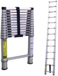 Inditradition 5.8 Meter High Length Telescoping Ladder Review